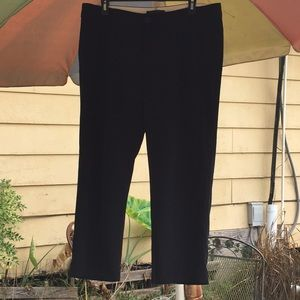 Banana Republic black pants